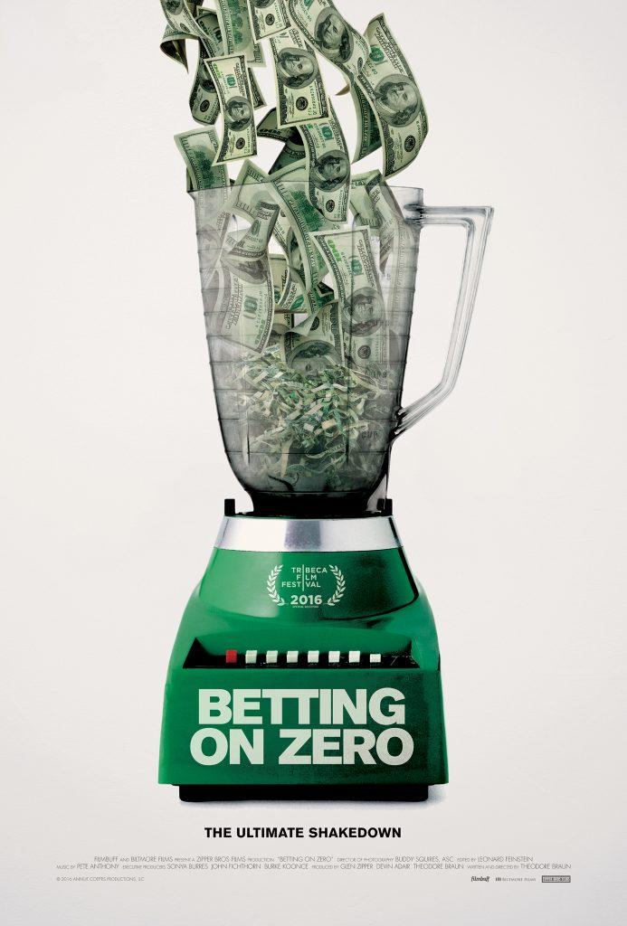 Betting on Zero Movie