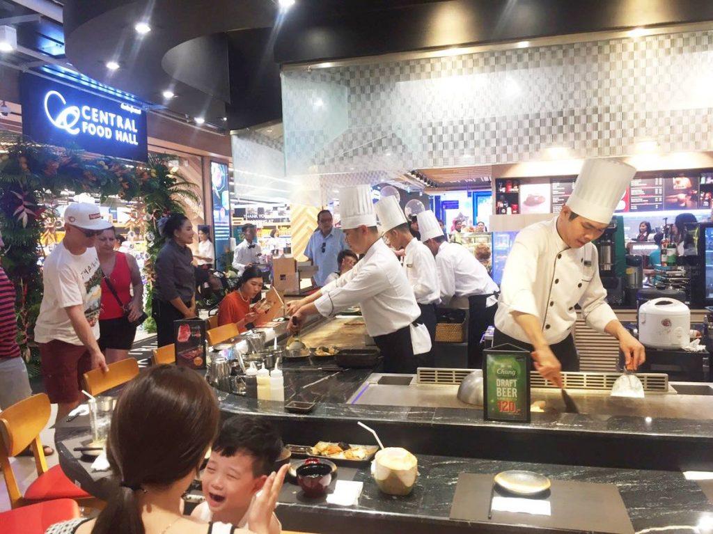 ร้านอาหารในเครือร้านสุกี้ MK