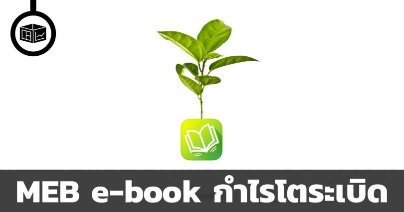 MEB e-book กำไรโตระเบิด