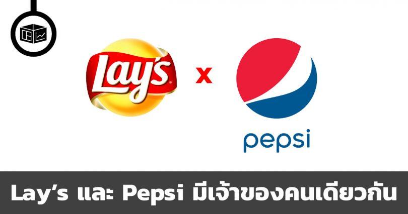 สรุุปข้อมูลบริษัท PepsiCo