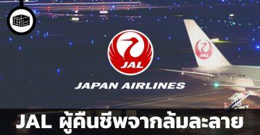 สรุปข้อมูลธุรกิจ JAL