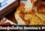 สรุปข้อมูลบริษัท Domino's Pizza