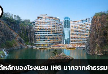 สรุปข้อมูลบริษัท IHG