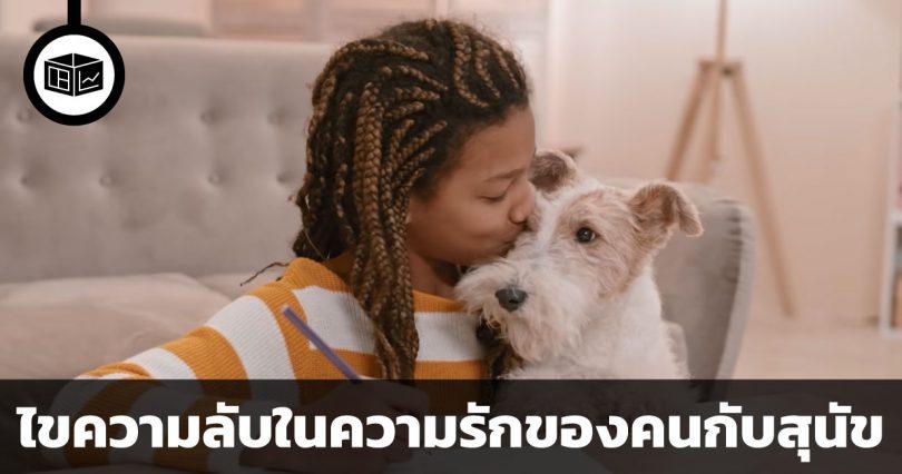 ไขความลับในความรักของคนกับสุนัข